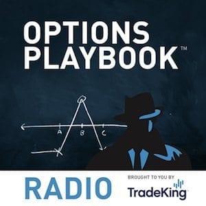 Options Playbook Radio 150: AAPL Long Calendar Spread