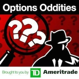 Options Oddities