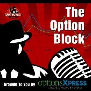 Block trade options