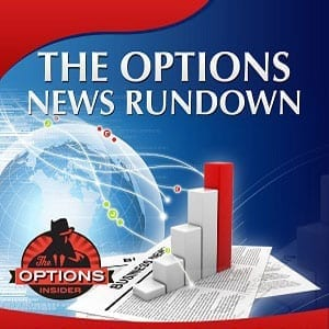 Options News Rundown: Monday, December 10, 2018