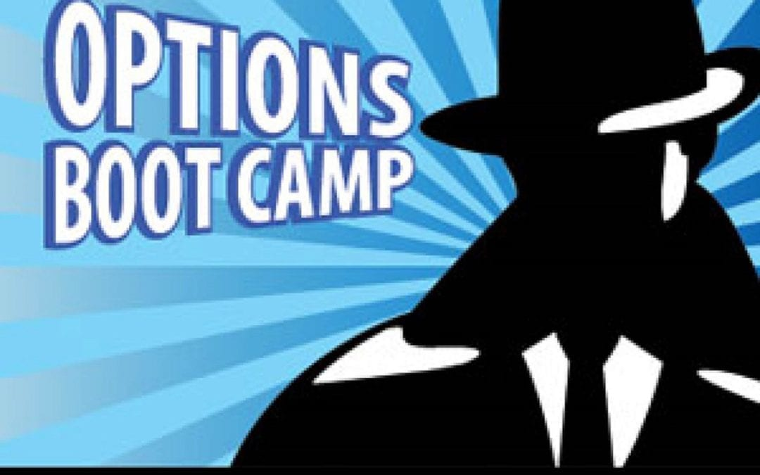 Options Boot Camp 81: Pandemic Special